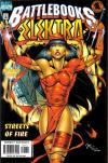 Elektra Battlebook: Streets of Fire comic books