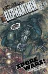 Elephantmen #14 comic books - cover scans photos Elephantmen #14 comic books - covers, picture gallery