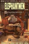 Elephantmen #7 Comic Books - Covers, Scans, Photos  in Elephantmen Comic Books - Covers, Scans, Gallery