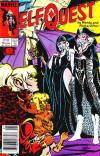 Elfquest #18 comic books - cover scans photos Elfquest #18 comic books - covers, picture gallery