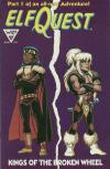 Elfquest: Kings of the Broken Wheel comic books