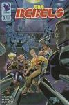 Elfquest: The Rebels #3 comic books - cover scans photos Elfquest: The Rebels #3 comic books - covers, picture gallery