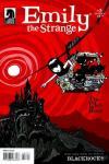 Emily the Strange #3 comic books - cover scans photos Emily the Strange #3 comic books - covers, picture gallery