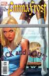 Emma Frost #18 comic books - cover scans photos Emma Frost #18 comic books - covers, picture gallery