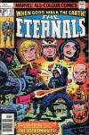 Eternals #13 Comic Books - Covers, Scans, Photos  in Eternals Comic Books - Covers, Scans, Gallery
