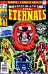 Eternals #5 Comic Books - Covers, Scans, Photos  in Eternals Comic Books - Covers, Scans, Gallery