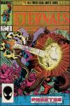 Eternals #3 comic books for sale