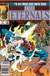 Eternals #5 comic books for sale