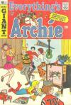 Everything's Archie #1 comic books - cover scans photos Everything's Archie #1 comic books - covers, picture gallery