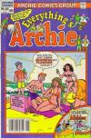 Everything's Archie #102 comic books for sale