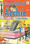 Everything's Archie #11 comic books - cover scans photos Everything's Archie #11 comic books - covers, picture gallery