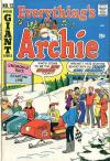Everything's Archie #12 comic books - cover scans photos Everything's Archie #12 comic books - covers, picture gallery