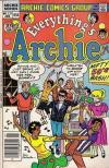 Everything's Archie #121 comic books for sale