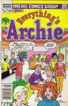 Everything's Archie #123 comic books for sale