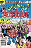 Everything's Archie #124 comic books for sale