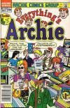Everything's Archie #125 Comic Books - Covers, Scans, Photos  in Everything's Archie Comic Books - Covers, Scans, Gallery