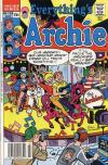 Everything's Archie #130 Comic Books - Covers, Scans, Photos  in Everything's Archie Comic Books - Covers, Scans, Gallery
