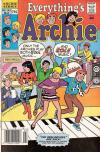 Everything's Archie #142 Comic Books - Covers, Scans, Photos  in Everything's Archie Comic Books - Covers, Scans, Gallery