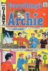 Everything's Archie #15 comic books - cover scans photos Everything's Archie #15 comic books - covers, picture gallery