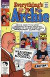 Everything's Archie #156 Comic Books - Covers, Scans, Photos  in Everything's Archie Comic Books - Covers, Scans, Gallery