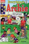 Everything's Archie #157 comic books - cover scans photos Everything's Archie #157 comic books - covers, picture gallery