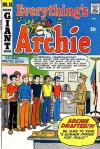 Everything's Archie #16 comic books - cover scans photos Everything's Archie #16 comic books - covers, picture gallery