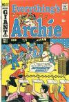 Everything's Archie #17 comic books - cover scans photos Everything's Archie #17 comic books - covers, picture gallery
