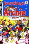 Everything's Archie #20 comic books - cover scans photos Everything's Archie #20 comic books - covers, picture gallery