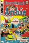 Everything's Archie #21 Comic Books - Covers, Scans, Photos  in Everything's Archie Comic Books - Covers, Scans, Gallery