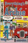 Everything's Archie #23 comic books - cover scans photos Everything's Archie #23 comic books - covers, picture gallery
