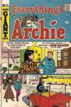 Everything's Archie #24 Comic Books - Covers, Scans, Photos  in Everything's Archie Comic Books - Covers, Scans, Gallery