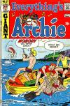 Everything's Archie #27 comic books - cover scans photos Everything's Archie #27 comic books - covers, picture gallery