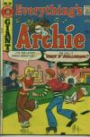 Everything's Archie #30 comic books for sale
