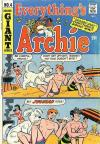 Everything's Archie #4 comic books for sale