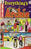 Everything's Archie #44 comic books - cover scans photos Everything's Archie #44 comic books - covers, picture gallery