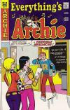 Everything's Archie #46 comic books - cover scans photos Everything's Archie #46 comic books - covers, picture gallery