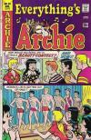 Everything's Archie #50 Comic Books - Covers, Scans, Photos  in Everything's Archie Comic Books - Covers, Scans, Gallery