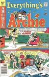 Everything's Archie #52 comic books for sale