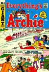 Everything's Archie #6 comic books - cover scans photos Everything's Archie #6 comic books - covers, picture gallery