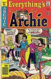 Everything's Archie #61 comic books for sale