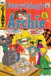 Everything's Archie #7 comic books - cover scans photos Everything's Archie #7 comic books - covers, picture gallery