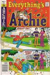 Everything's Archie #71 comic books for sale