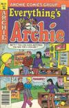 Everything's Archie #74 Comic Books - Covers, Scans, Photos  in Everything's Archie Comic Books - Covers, Scans, Gallery
