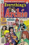 Everything's Archie #76 comic books for sale