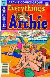 Everything's Archie #79 comic books - cover scans photos Everything's Archie #79 comic books - covers, picture gallery