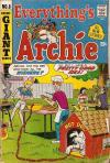Everything's Archie #8 comic books - cover scans photos Everything's Archie #8 comic books - covers, picture gallery