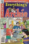 Everything's Archie #80 comic books for sale