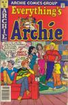 Everything's Archie #81 Comic Books - Covers, Scans, Photos  in Everything's Archie Comic Books - Covers, Scans, Gallery