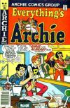 Everything's Archie #85 comic books - cover scans photos Everything's Archie #85 comic books - covers, picture gallery