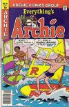 Everything's Archie #88 comic books - cover scans photos Everything's Archie #88 comic books - covers, picture gallery